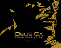 Deus Ex Human Revolution - User Interface