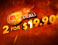 Pizzahut HOT DEAL! promo