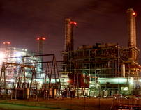 Industrial Nightscapes