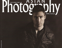 Asian Photography Layout