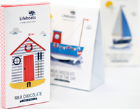 RNLI Confectionery Packaging