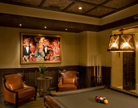 Sports Bar & Billiards Room, Philharmonic House