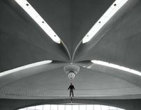 TWA Flight Center, NY by Eero Saarinen, 1962
