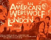 An American Werewolf in London (Landscape)