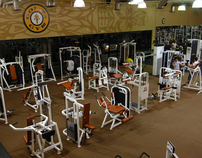 Gold's Gym remodel