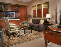 Executive Office Suite, Platinum Award, ASID