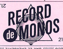 Record de Monos (rock project)