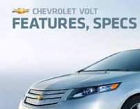 2011 Chevy Volt Spec Sheet