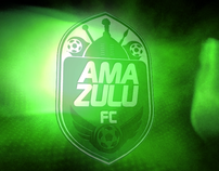 AMAZULU FC new logo launch