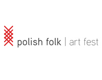 concept of festival/ polish folk art in urban space