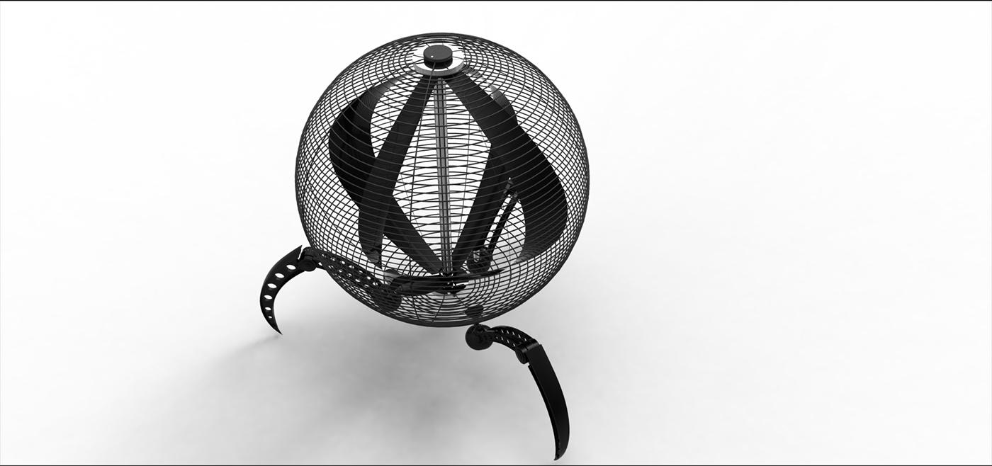 Giko Electric Fan