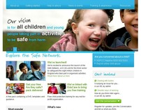 NSPCC  Safe Network