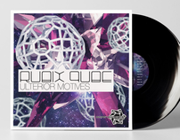 Rubix Qube Album Sleeve Art