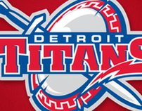 Detroit Titans Athletics Identity