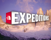 The North Face Expeditions TV Series
