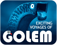 Exciting voyages of Golem
