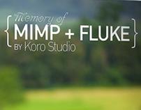 Wedding Book Mimp & Fluke