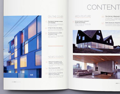 ARCH - Architecture & Design Magazine