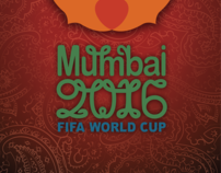 India Fifa World Cup, logo designing proposal