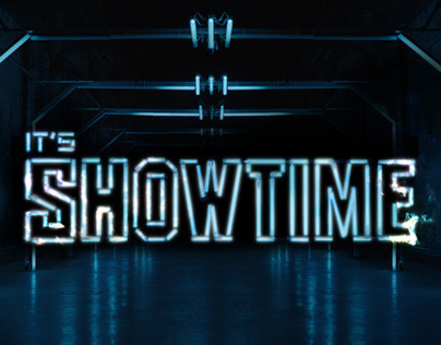 It's Showtime / 3D Type