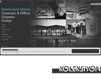 Koleksiyon Corporate Site & Online // 2010, Freelance