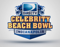 Celebrity Beach Bowl Indianapolis Logo