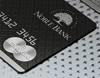 MasterCard® World Signia™ Noble Bank