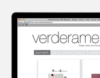 Verderamemag - #2 issue