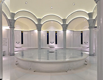 JW Marriott Ankara Turkish Bath (Hammam)