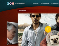 Website (Zon lusomundo)