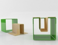 UN STOOL by studio PARCHITECTS