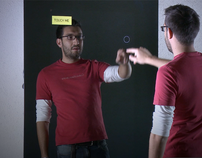 Interactive Mirror Prototype