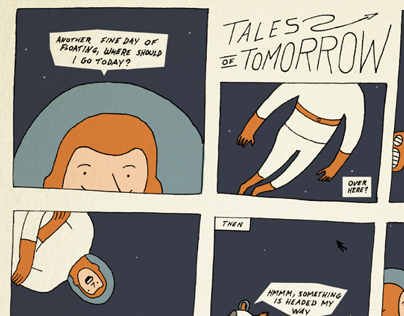 Tales of Tomorrow #1