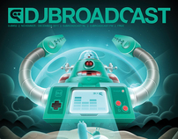 DJBroadcast 52 - Cover & Making-of video