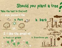 PLANT FOR THE PLANET Pro-bono print