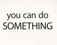 You can do something