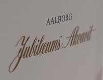 Redesign of Aalborg Jubilæums Akvavit