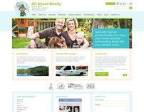 All About Doody Website