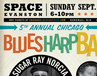 Chicago Blues Harp Bash