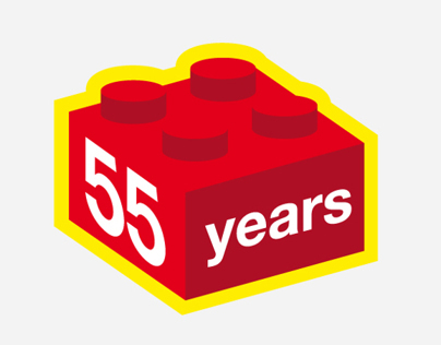 55 years of the brick