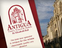 Antigua Tours -website-