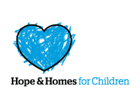 Hope and Homes for Children - Website and newsletter