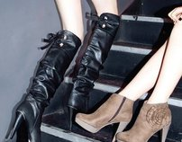EXE SHOES - CAMPAIGN AW2010