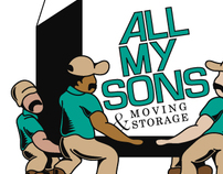 All My Sons // Visual Identity & Branding