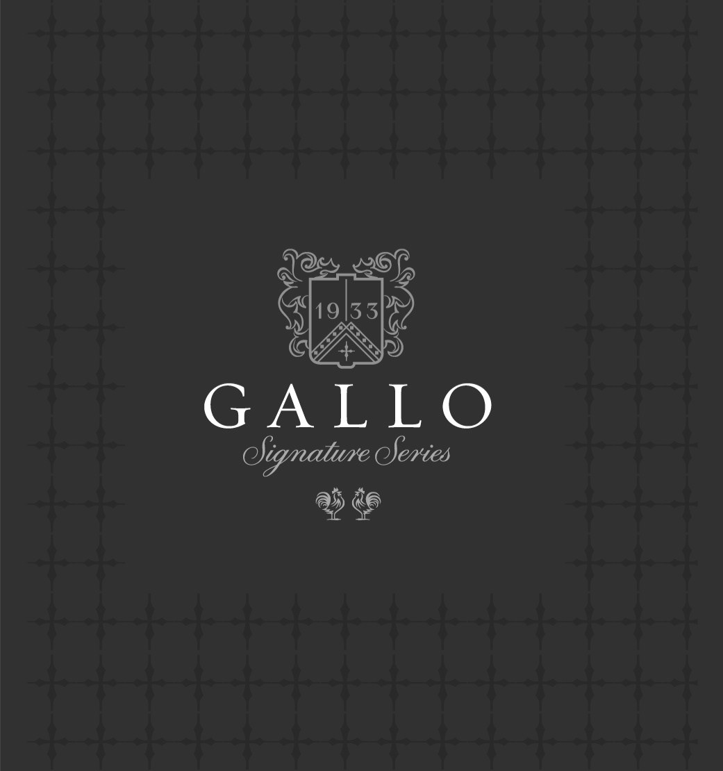 Gallo Signature Series // Print