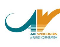 Air Wisconsin // Visual Identity & Branding