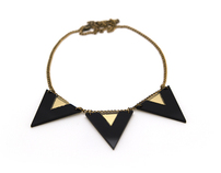 Black Edie Necklace