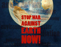 Stop war against Planet Earth
