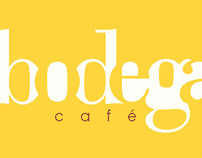 Logo, Stationary, & Business Card [Bodega Cafe]