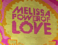 MELISSA POST-IT - Power of love